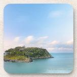 Overview of San Nicolas island, long exposure. Beverage Coaster