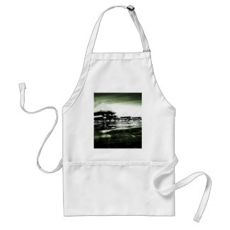 Overwater Bungalow Adult Apron