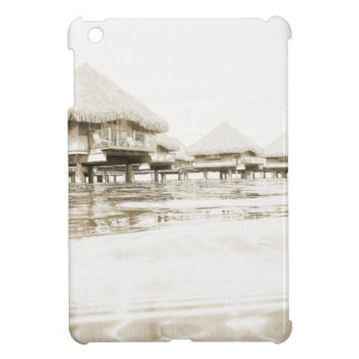 Overwater Bungalow Case For The iPad Mini