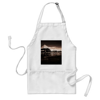 Overwater Bungalows Adult Apron