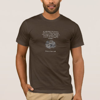 Overweight problems in the U.S. military T-Shirt
