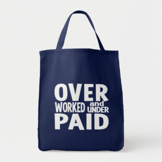 Overworked bag - choose style & color