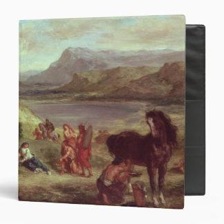 Ovid among the Scythians, 1859 3 Ring Binder