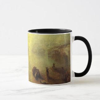 Ovid Banished from Rome Mug