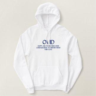 OVID Quote - Hooded Sweatshirt