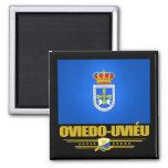 Oviedo-Uvieu Imanes De Nevera