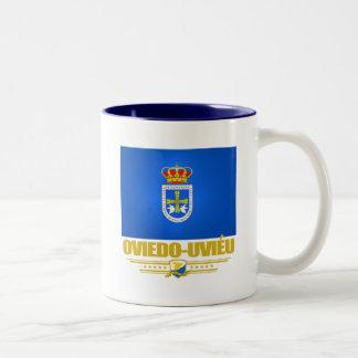 Oviedo-Uvieu Two-Tone Coffee Mug