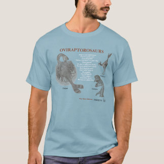 Oviraptor Your Inner Dinosaur Shirt Gregory Paul 2