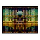 """""""Ovum Altar"""" Postcard"""