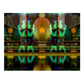 """""""Ovum Sanctum"""" Fantasy Art Postcard"""