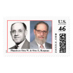 OW 51 & OE 04 (Text Very Close) Postage Stamp