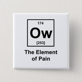 Ow, The Element of Pain Button