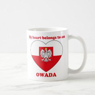 Owada Taza Clásica