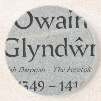 Owain Glyndwr Legend Drink Coasters
