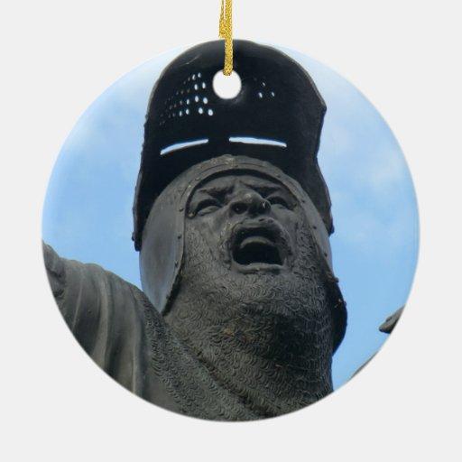 Owain Glyndwr Legend Christmas Ornament