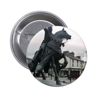 Owain Glyndŵr Statue in Corwen, Wales Pins
