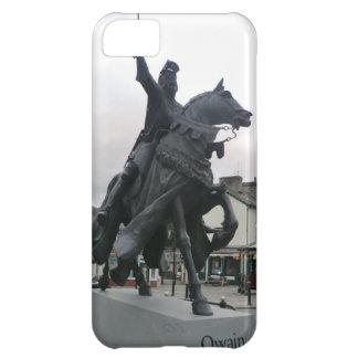 Owain Glyndŵr Statue in Corwen, Wales iPhone 5C Case