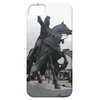Owain Glyndŵr Statue in Corwen, Wales iPhone SE/5/5s Case
