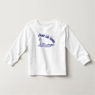 Owasco Lake Monster Toddler T-shirt