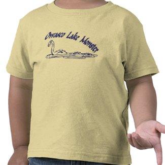 Owasco Lake Monster shirt