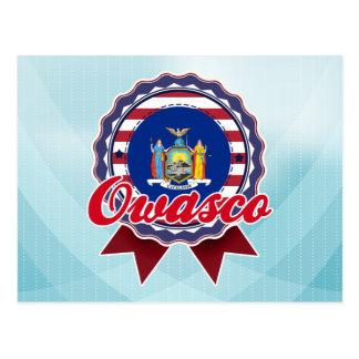 Owasco, NY Postcard
