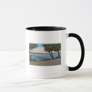 Owasco Yacht Club View of Owasco Lake Mug