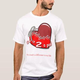 Owe it 2 a poet T-Shirt