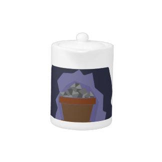 Owe My Soul Teapot