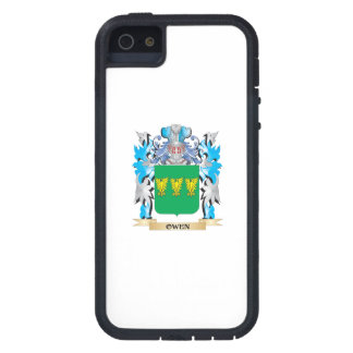 Owen Coat of Arms - Family Crest iPhone 5 Cases