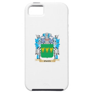 Owen Coat of Arms - Family Crest iPhone 5 Case