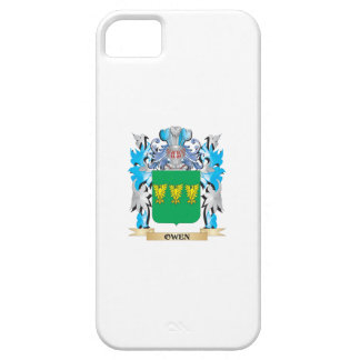 Owen Coat of Arms - Family Crest iPhone 5 Cover