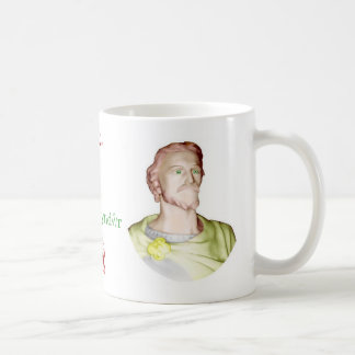 Owen Glyndŵr Defender of the Realm Series Classic White Coffee Mug