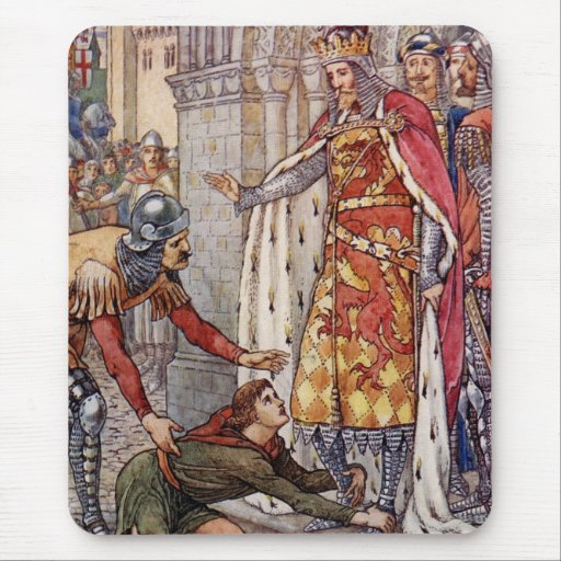 Owen joven apela a rey Arturo Tapete De Ratones