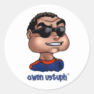 Owen Ustuph™ Sticker