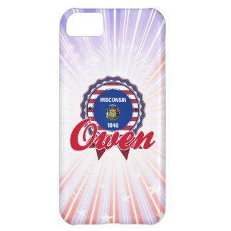 Owen, WI iPhone 5C Case