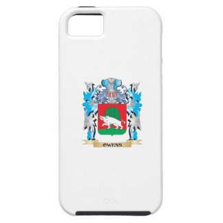 Owens Coat of Arms - Family Crest iPhone 5 Case