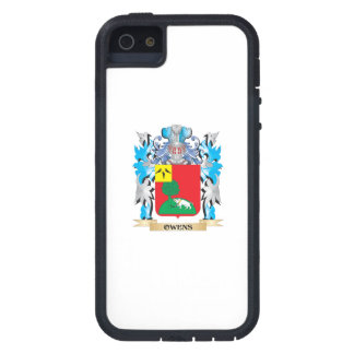 Owens- Coat of Arms - Family Crest iPhone 5 Cases