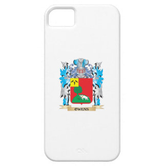 Owens- Coat of Arms - Family Crest iPhone 5 Covers