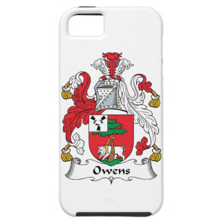 Owens Family Crest iPhone 5 Cases