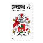 Owens Family Crest Postage