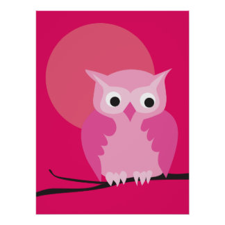 owl 10 poster