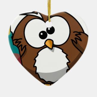 owl-158415.png adorno navideño de cerámica en forma de corazón