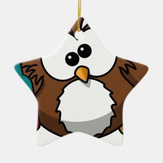 owl-158415.png adorno navideño de cerámica en forma de estrella