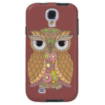 Owl 1 galaxy s4 case