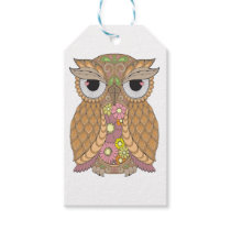 Owl 1 gift tags