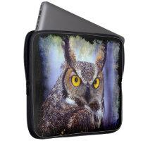 Owl 1 Laptop Sleeve