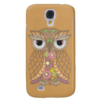 Owl 1 samsung galaxy s4 cover
