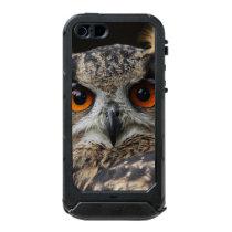 Owl_20180202_by_JAMFoto Waterproof iPhone SE/5/5s Case