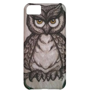 Owl 2 cover for iPhone 5C