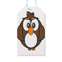 owl #2 gift tags